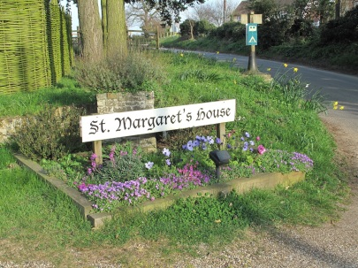 St Margaret's Flowers