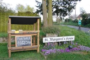 Farm-gate stall