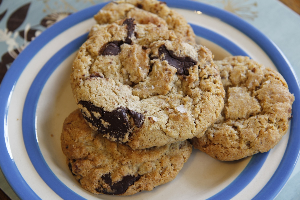 These really are the best-ever chocolate chip cookies – not least ...