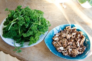 Parsley and walnuts2