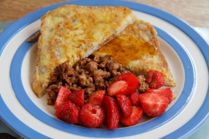 chorizo breakfast