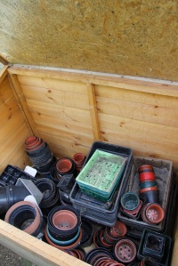 organised pot box