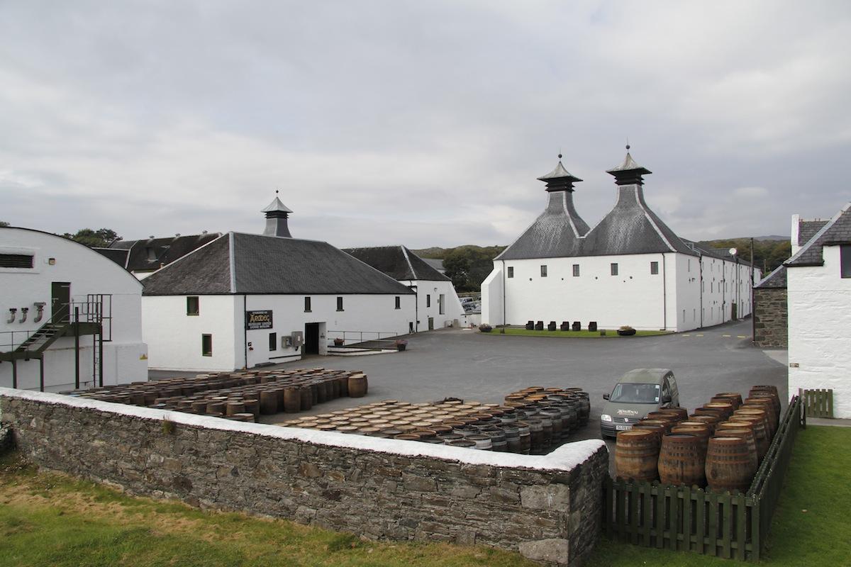 Islay Distillery Tours