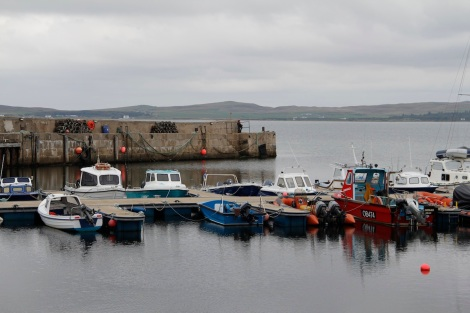 Bowmore harbour