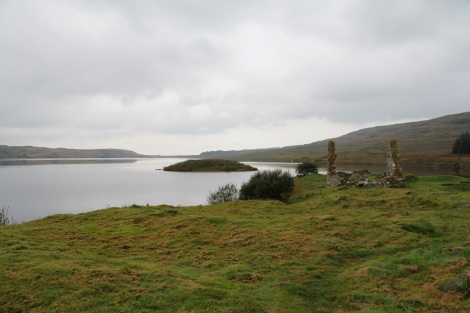 Finlaggan view of council island2