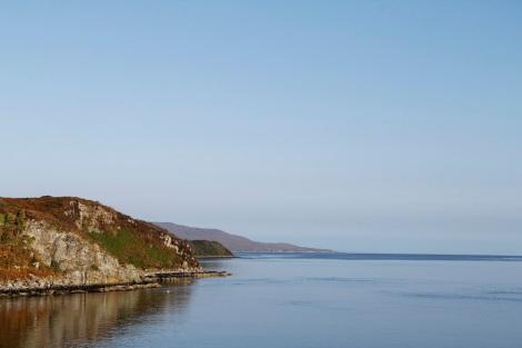 leaving Islay