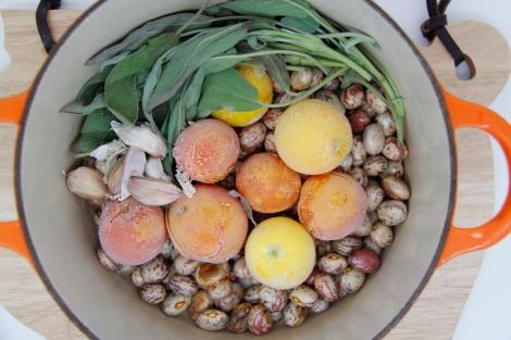 beans pre-cook