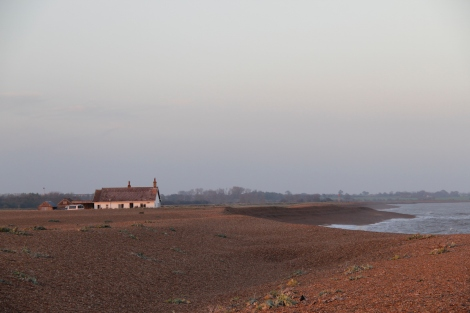 Looking towards Orford