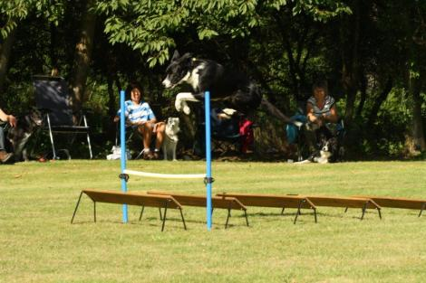 Kainaat flying over the long jump - my beautiful jumping boy