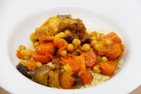 Winter Couscous