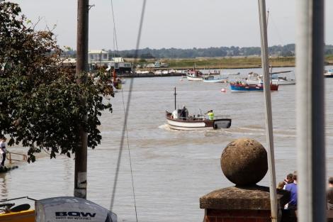 bawdsey ferryman