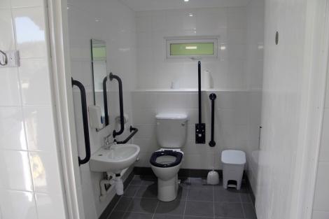 Doc M toilet