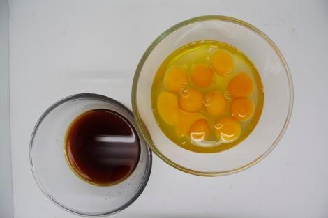 Japanese omlette bowls