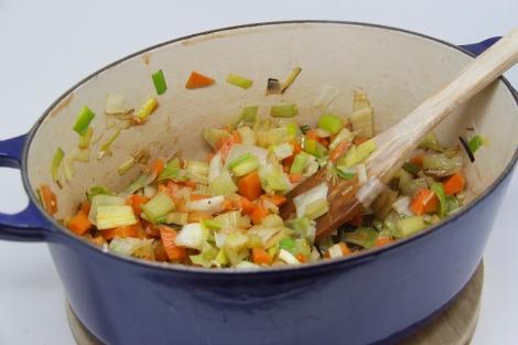 soup veggies