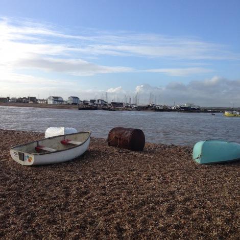Bawdsey boats
