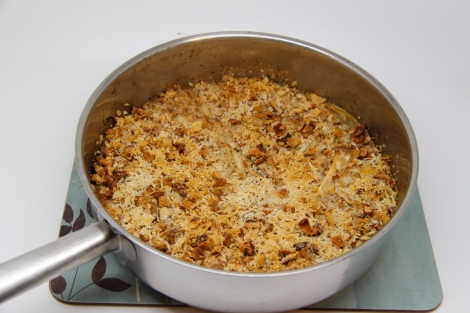 cooked gratin