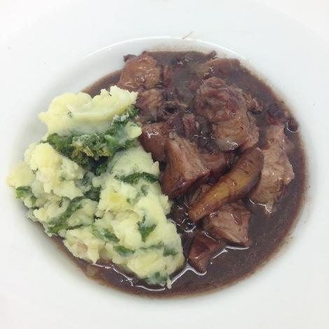 pork cheek stew