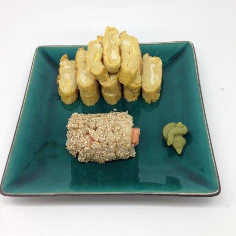 Japanese omlette