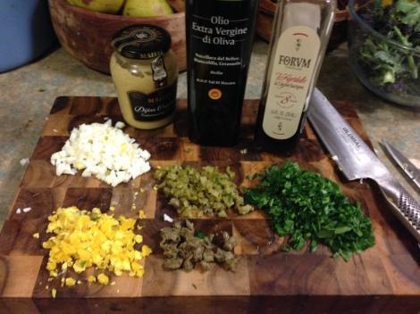 sauce gribiche ingredients