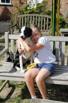 Daisy Dog and Faeren