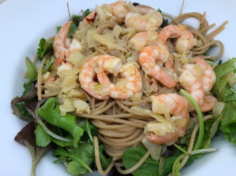 chilli and lemon prawns with spaghetti.jpg
